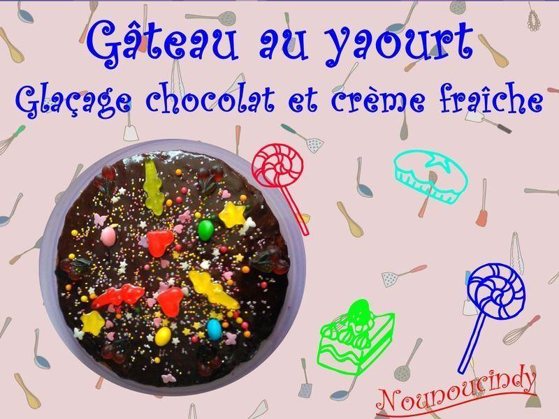 Recette Gateau Au Yaourt Centerblog
